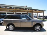 2010 Land Rover Range Rover Bournville Brown Metallic