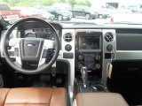 2013 Ford F150 Platinum SuperCrew 4x4 Dashboard