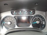 2013 Ford F150 Platinum SuperCrew 4x4 Gauges