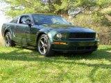 2009 Ford Mustang Bullitt Coupe Data, Info and Specs