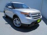 2013 Ingot Silver Metallic Ford Explorer Limited #80593157