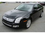 2008 Ford Fusion SEL Data, Info and Specs