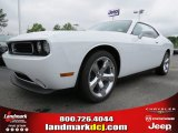 2013 Bright White Dodge Challenger SXT #80592998