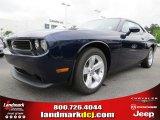 2013 Jazz Blue Pearl Dodge Challenger SXT #80592991
