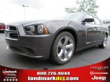 2013 Granite Crystal Dodge Charger SE #80592985