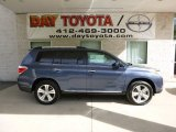 2013 Shoreline Blue Pearl Toyota Highlander Limited 4WD #80592769
