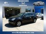 2010 Black Granite Metallic Chevrolet Equinox LT AWD #80592844