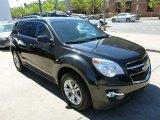 2010 Chevrolet Equinox Black Granite Metallic