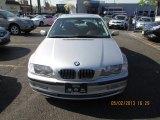 2001 Titanium Silver Metallic BMW 3 Series 330i Sedan #80593480