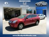 2012 Cayenne Red Nissan Rogue S Special Edition AWD #80592842