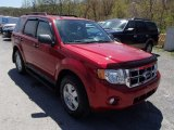 2009 Redfire Pearl Ford Escape XLT V6 4WD #80592751