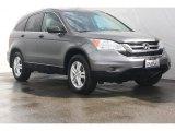2010 Polished Metal Metallic Honda CR-V EX #80593108