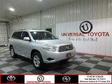 2010 Classic Silver Metallic Toyota Highlander  #80592819