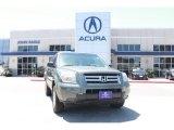 2007 Nimbus Gray Metallic Honda Pilot LX #80592722