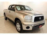 2009 Desert Sand Mica Toyota Tundra Double Cab 4x4 #80593313