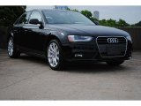 2013 Brilliant Black Audi A4 2.0T Sedan #80593555