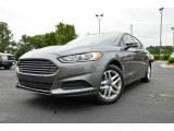 2013 Sterling Gray Metallic Ford Fusion SE 1.6 EcoBoost #80593310