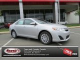 2013 Classic Silver Metallic Toyota Camry LE #80593301