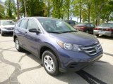 2013 Twilight Blue Metallic Honda CR-V LX AWD #80593424