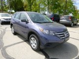 2013 Twilight Blue Metallic Honda CR-V LX AWD #80593423
