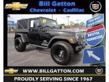 2006 Black Jeep Wrangler Unlimited 4x4 #80593539