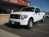 2011 Oxford White Ford F150 STX SuperCab 4x4 #80593534