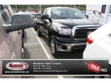 2010 Black Toyota Tundra Double Cab 4x4 #80650820