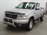 2001 Ford F150 XLT Regular Cab 4x4 Data, Info and Specs