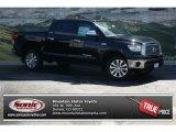 2013 Black Toyota Tundra Platinum CrewMax 4x4 #80650815