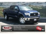2013 Nautical Blue Metallic Toyota Tundra SR5 CrewMax 4x4 #80650814