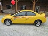 2003 Solar Yellow Dodge Neon SXT #80651101