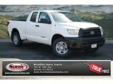 2013 Super White Toyota Tundra Double Cab 4x4 #80650806
