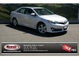 2013 Classic Silver Metallic Toyota Camry SE #80650800