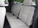 2010 Chevrolet Silverado 1500 LS Extended Cab Rear Seat