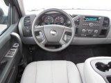 2010 Chevrolet Silverado 1500 LS Extended Cab Dashboard