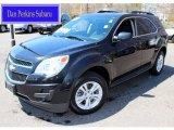 2011 Black Granite Metallic Chevrolet Equinox LT AWD #80650793