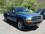 2003 Atlantic Blue Pearlcoat Dodge Dakota Regular Cab 4x4 #80650962
