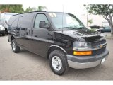 Chevrolet Express 2009 Data, Info and Specs