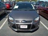 2012 Sterling Grey Metallic Ford Focus Titanium 5-Door #80650916
