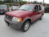 2002 Ford Explorer XLS 4x4 Data, Info and Specs