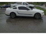 2011 Performance White Ford Mustang V6 Premium Coupe #80651033