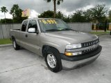 2002 Light Pewter Metallic Chevrolet Silverado 1500 LT Extended Cab #80650990