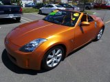 2004 Le Mans Sunset Metallic Nissan 350Z Touring Roadster #80650986
