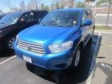 2008 Blue Streak Metallic Toyota Highlander 4WD #80650825