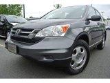 2010 Polished Metal Metallic Honda CR-V LX #80672123