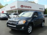 2010 Black Forest Pearl Toyota RAV4 Limited V6 4WD #80677873