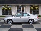 2010 Brilliant Silver Metallic Ford Fusion SE V6 #80677695