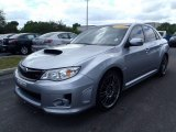 2012 Subaru Impreza WRX STi Limited 4 Door Front 3/4 View