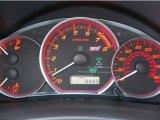 2012 Subaru Impreza WRX STi Limited 4 Door Gauges