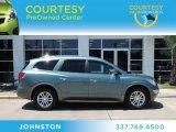2009 Silver Green Metallic Buick Enclave CX #80677423